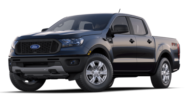 2020 Ford Ranger STX 4x4 XL  SuperCrew 5.1 ft. SB Pickup